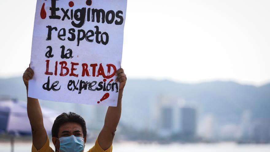 Desaparece un periodista mexicano en el norteño estado de Sonora
