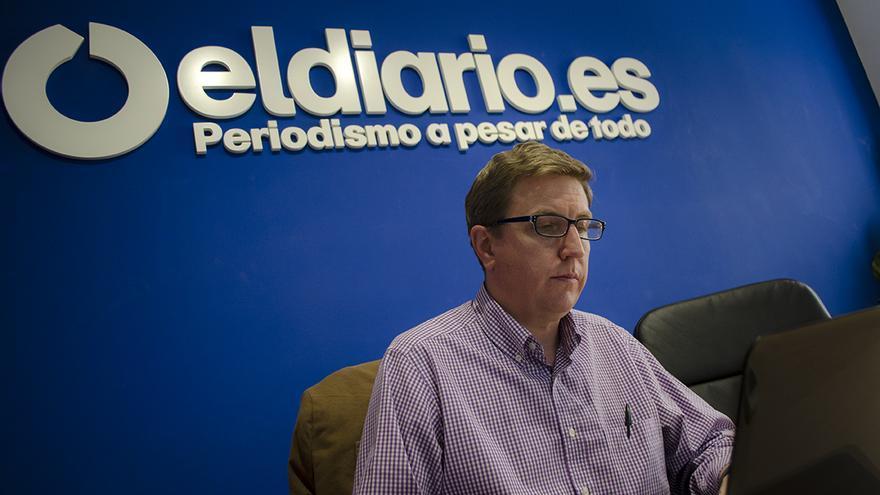 Fran Ruiz Antón, Director de políticas públicas de Google España y Portugal \ Foto: A. Navarro