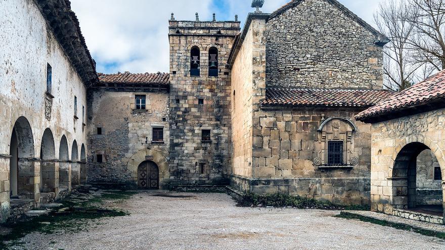 El santuario de Sant Joan de Penyagolosa, en el término municipal de Vistabella del Maestrat (Castelló).