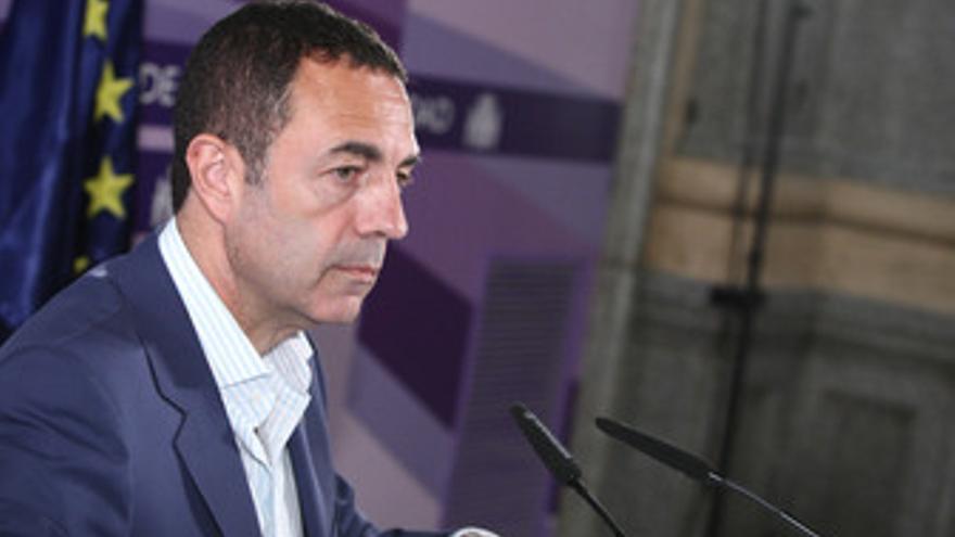 El delegado del Gobierno para Violencia de Género, Miguel Lorente.