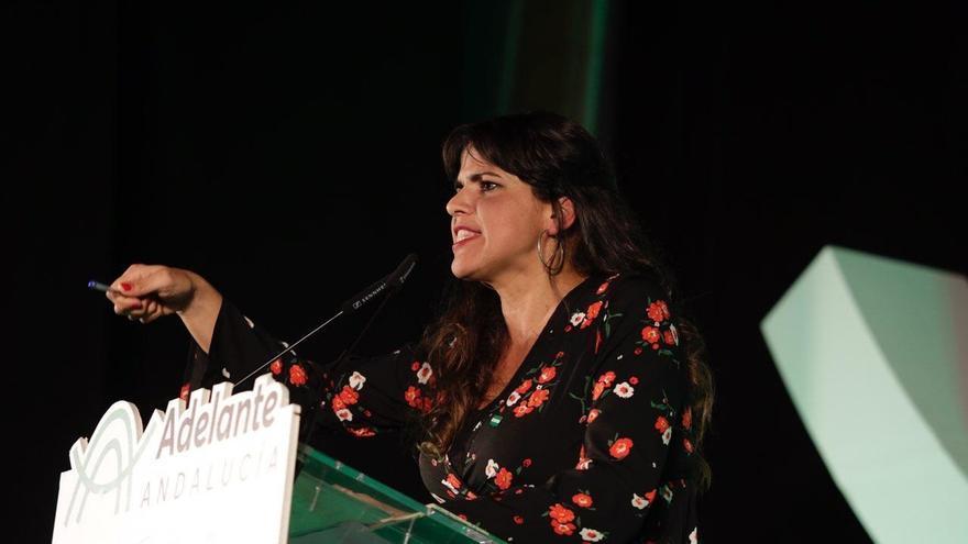 """Rodríguez exige a Susana Díaz aclarar si """"volverá a entregarle el Gobierno andaluz a la derecha neoliberal"""""""