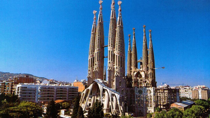 La Sagrada Familia vuelve a ser el centro del debate tras las protestas de 2014