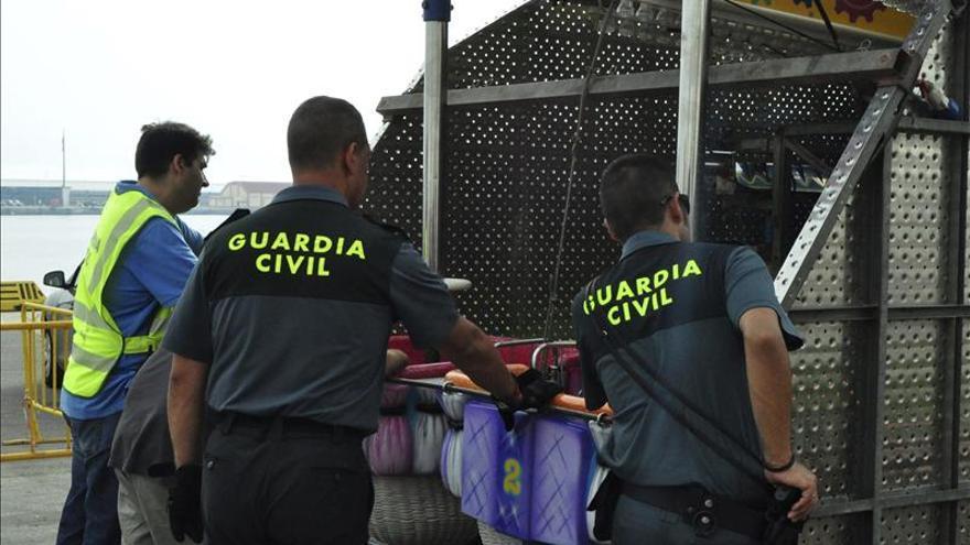 Un total de 340 inmigrantes entran ilegalmente en Ceuta durante el verano