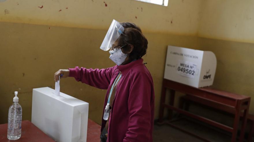 La Justicia peruana rechaza demanda para repetir las elecciones presidenciales