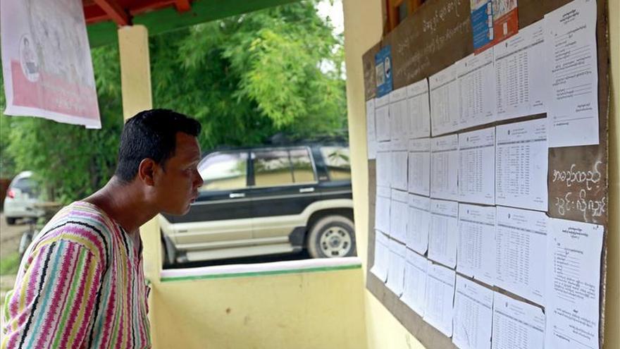 Birmania celebrará elecciones generales el 8 de noviembre próximo