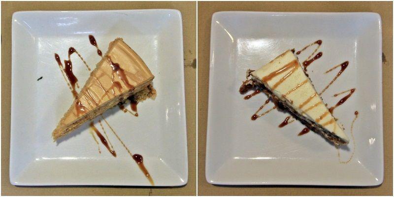 A la rica tarta (de dulce de leche -izquierda- y de zanahora -derecha) | SOMOS MALASAÑA