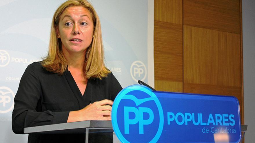 Cristina Mazas, diputada del PP y exconsejera de Economía.