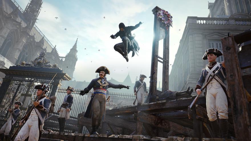 Assassin´s Creed Unity E3 2014