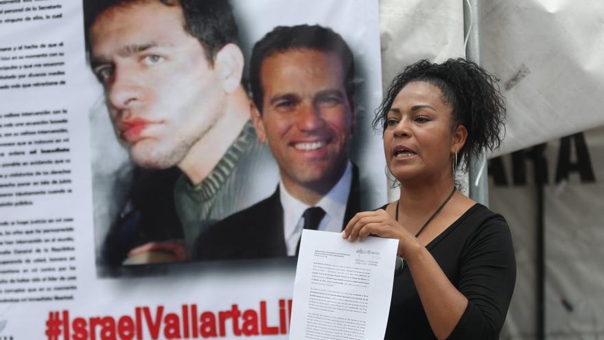 El preso Israel Vallarta pide por carta a López Obrador su inmediata libertad