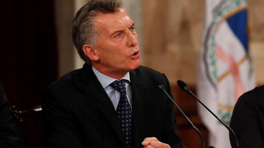 "Macri atribuye a la ""torpeza"" del kirchnerismo la condena a pagar a Marsans"