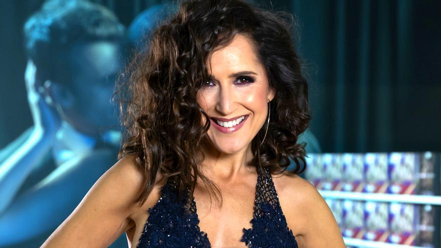 Virginia Díaz, presentadora de 'Cachitos'
