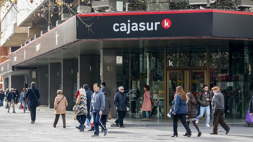 Servicios centrales de Cajasur | ÁLEX GALLEGOS