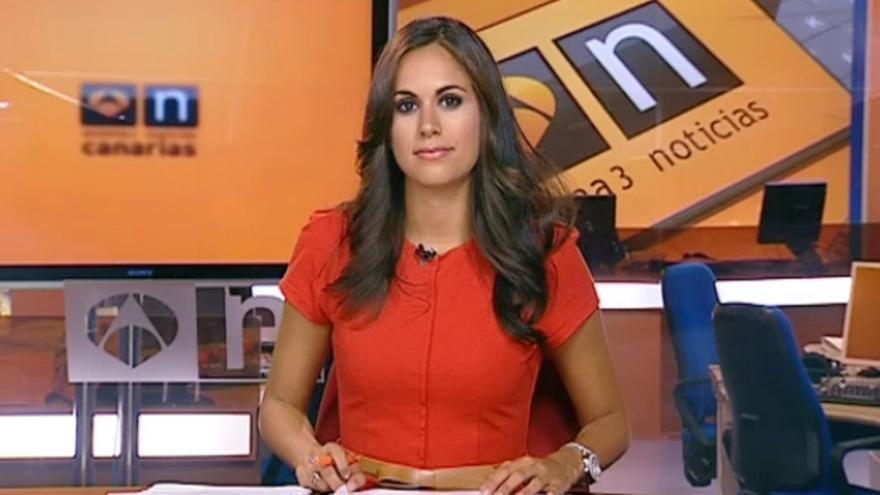 Vidina Espino, nueva secretaria de comunicación de Ciudadanos en Canarias