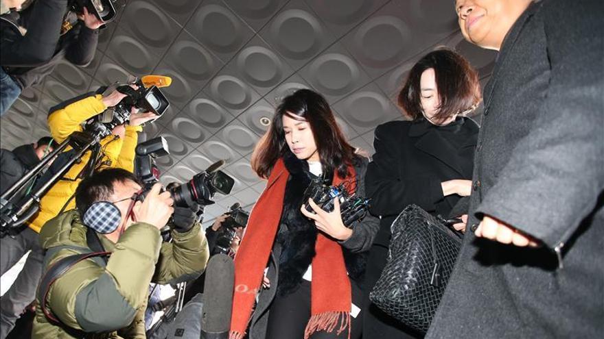 Liberada la vicepresidenta de Korean Air tras pasar 145 días en prisión por el caso de las nueces