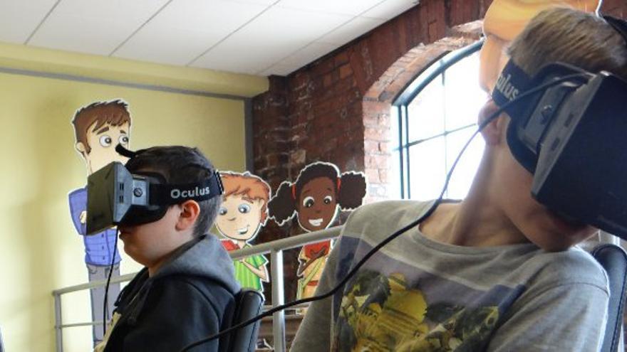 Los niños del hospital Great Ormond Street podrán recorrer parte del zoo con las Oculus Rift