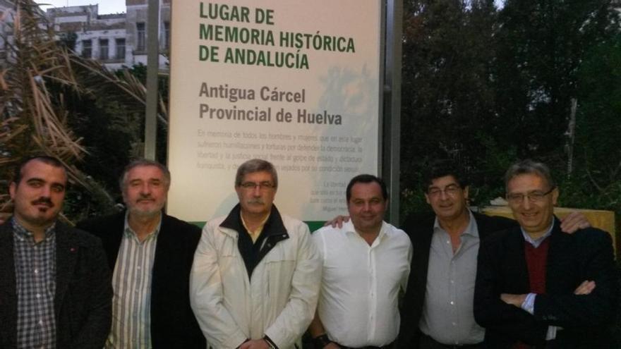 IULV-CA pide al alcalde de Huelva que retire los títulos honoríficos a Francisco Franco
