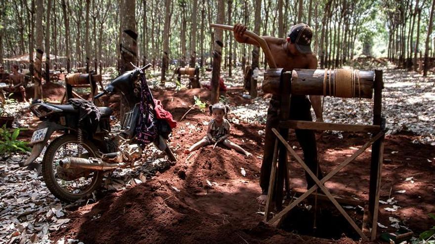 El sueño del jesuita Enrique Figaredo de combatir la pobreza rural en Camboya