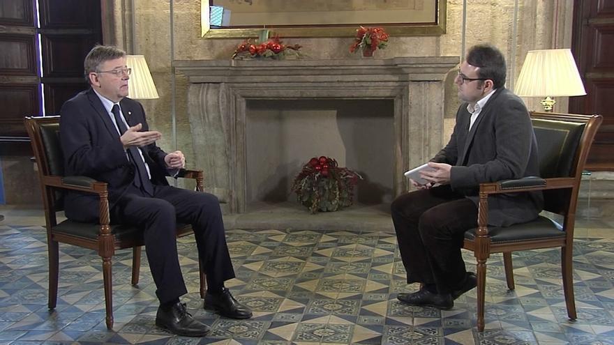 """Ximo Puig: """"Ahora hay que dar más ejemplo que nunca contra la corrupción porque hemos pasado una época muy negra"""""""