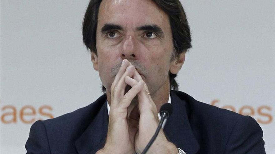 Aznar defiende la cooperación transatlántica para garantizar la seguridad