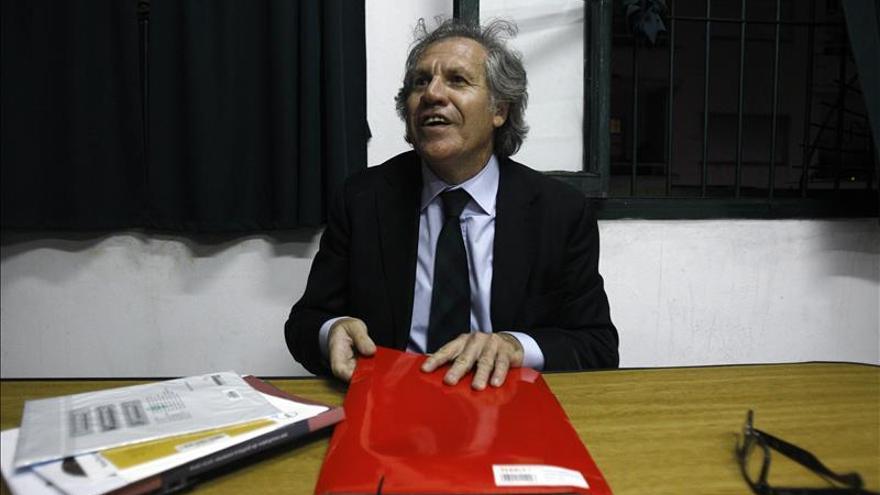 Almagro ocupa hoy la Secretaría de una OEA que busca renovación