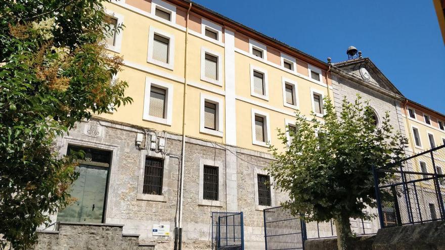 Colegio La Enseñanza de Santander.