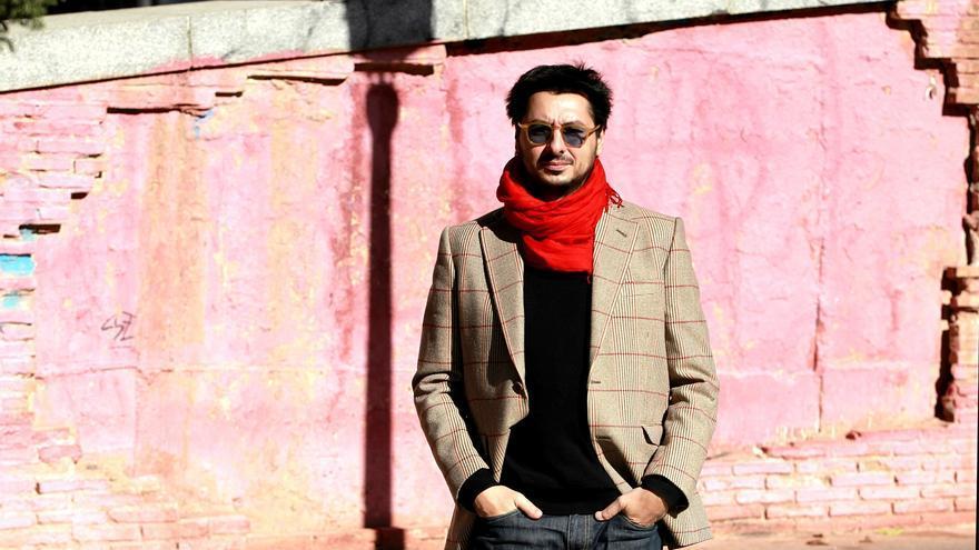 Antonio Lucas. Foto: Marta Jara