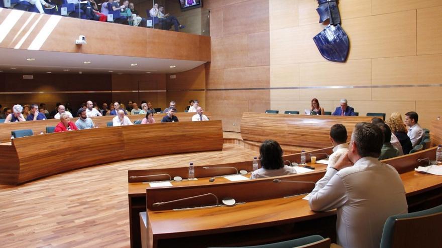 Maria Josep Amigó ha asumido la presidencia provisional de la Diputació