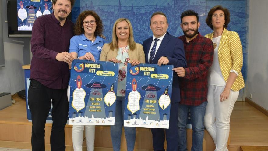 Presentación del Festival Diversitas / Ayuntamiento de Toledo