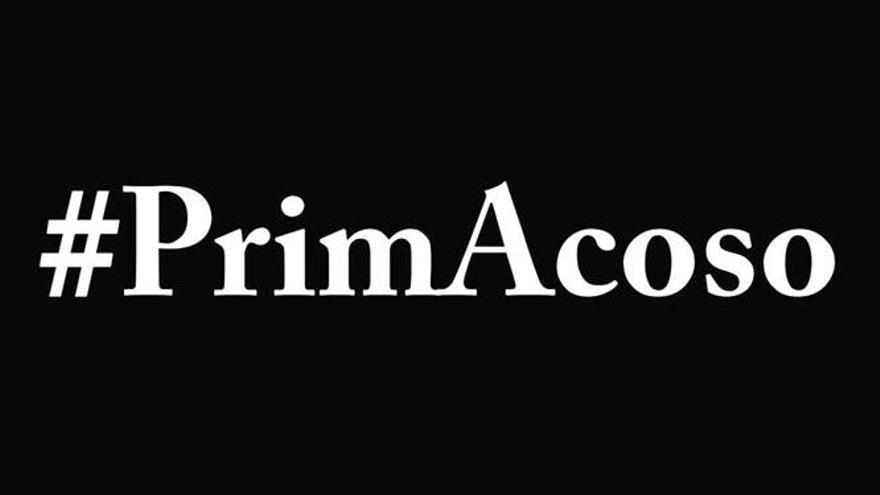 Cartel de la campaña #PrimAcoso