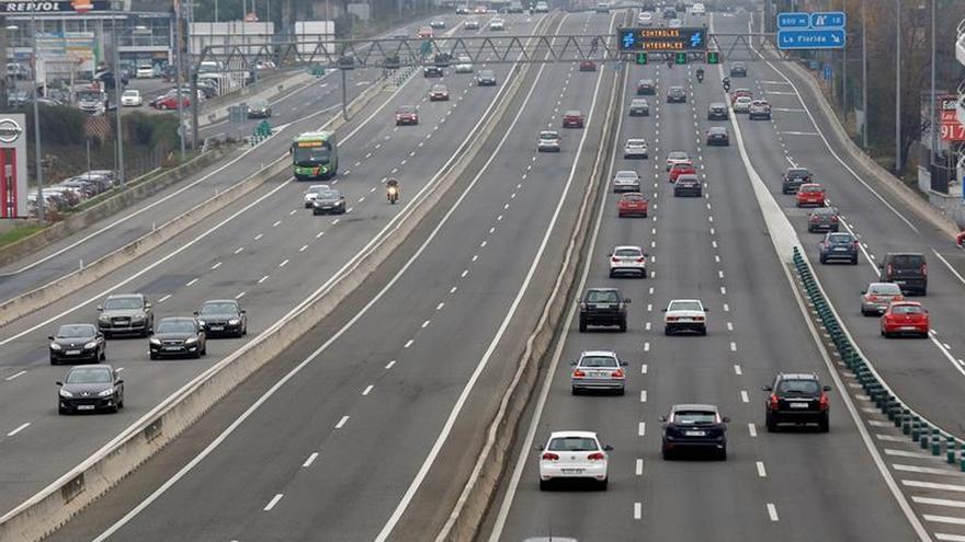 Ocho muertos en las carreteras españolas durante el fin de semana