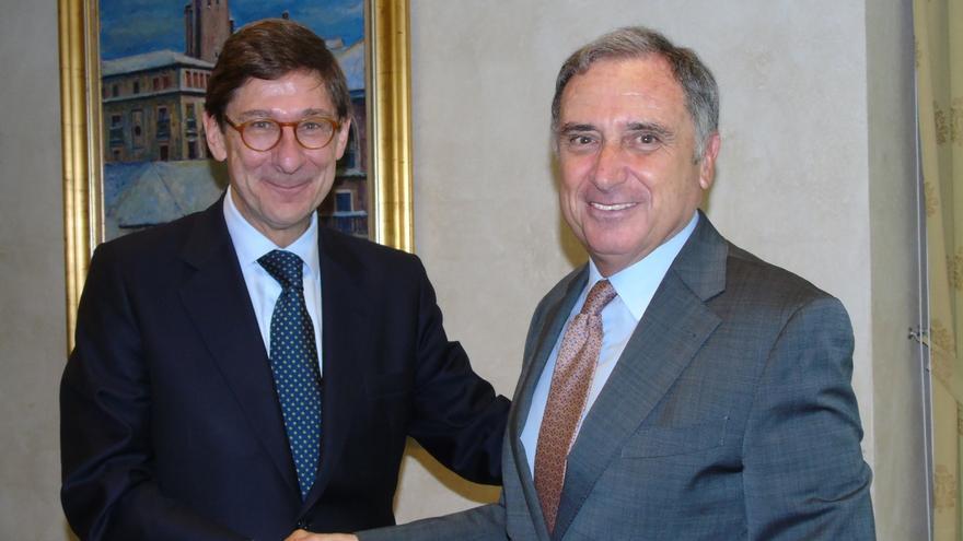 Bankia y la Confederación de Empresarios de Navarra promueven la FP dual con un convenio de competitividad empresarial