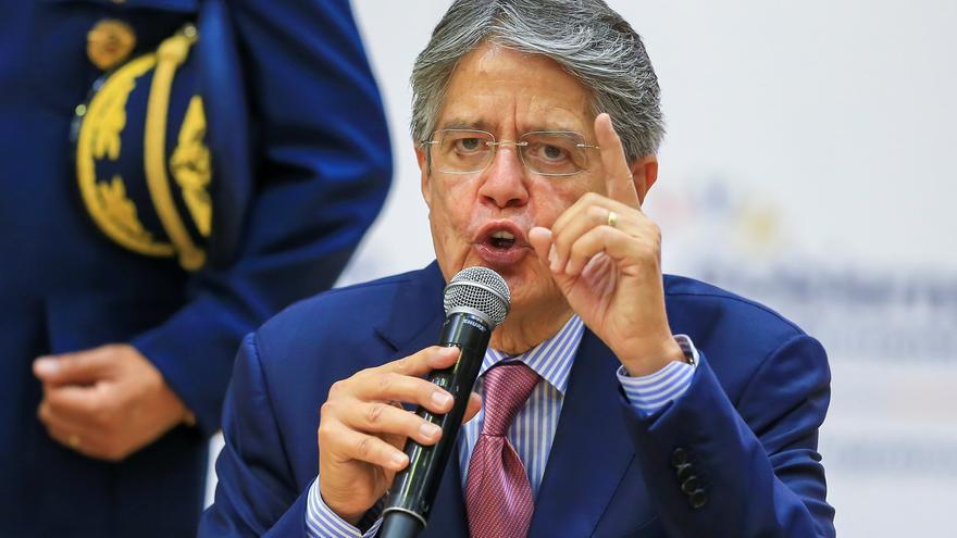 La corrupción le ha costado a Ecuador 70.000 millones de dólares, dice Lasso