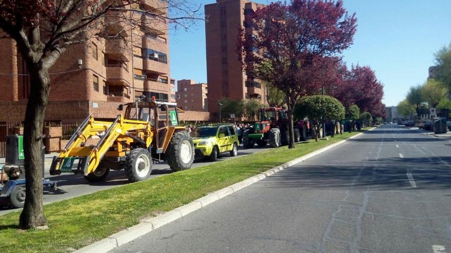 tractores en Albacete
