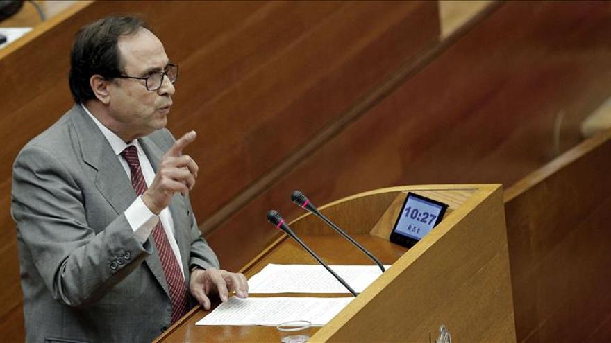 La C.Valenciana pide al Estado que mantenga interés del 0 % hasta cambiar financiación