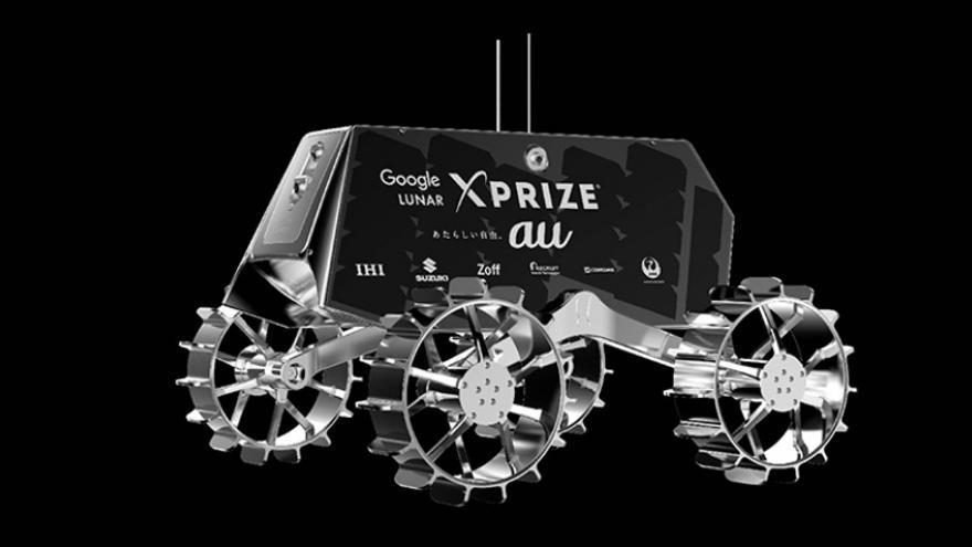 El 'rover' de Hakuto pisará la superficie lunar el próximo 28 de diciembre