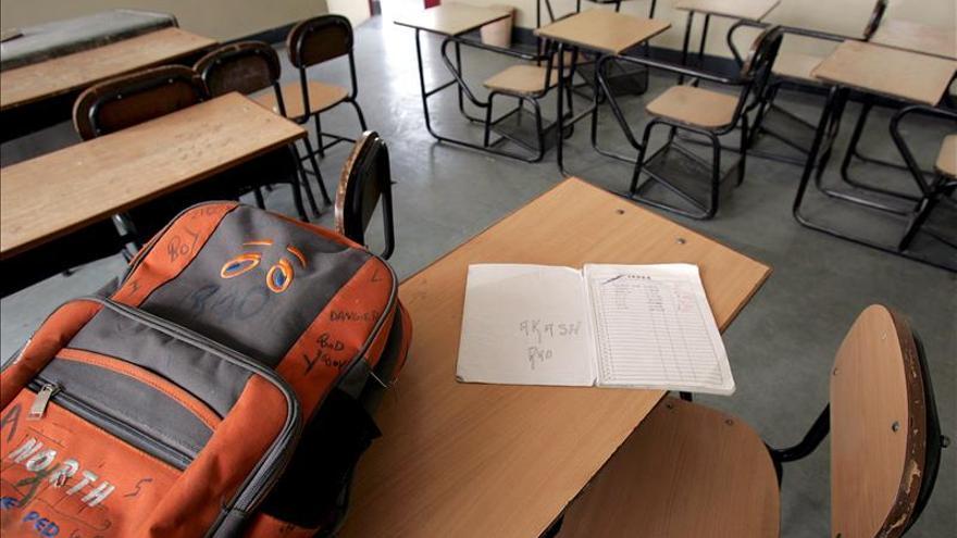Los niños españoles, entre los últimos del mundo en reconocer el acoso escolar
