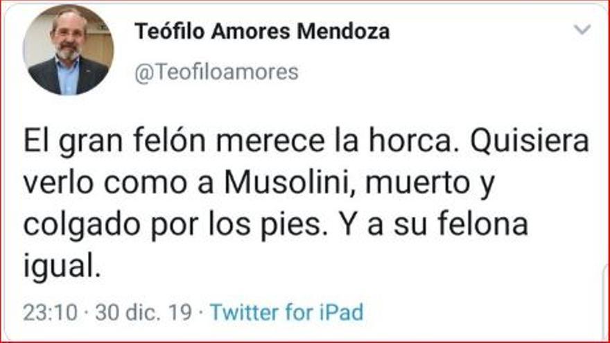 Teofilo Amores