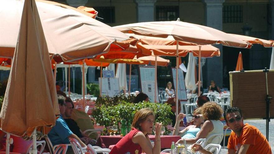 El mes de mayo, normal en temperaturas y húmedo en casi toda España
