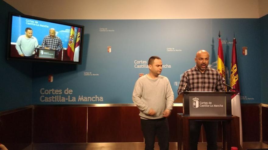Diputados de Podemos en castilla-La MAncah