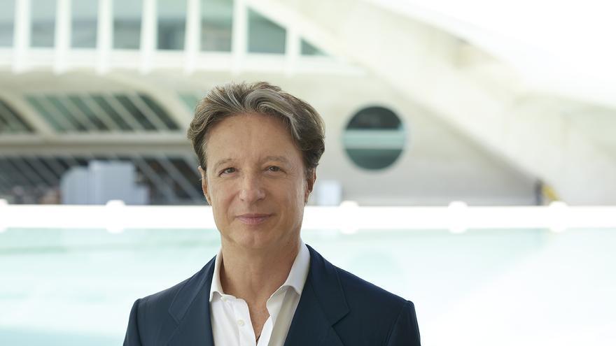 Roberto Abbado, director titular de la Orquestra Sinfónica de Valencia