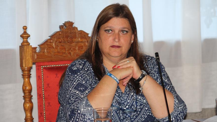 Gazmira Rodríguez es concejal de Bienestar Social.