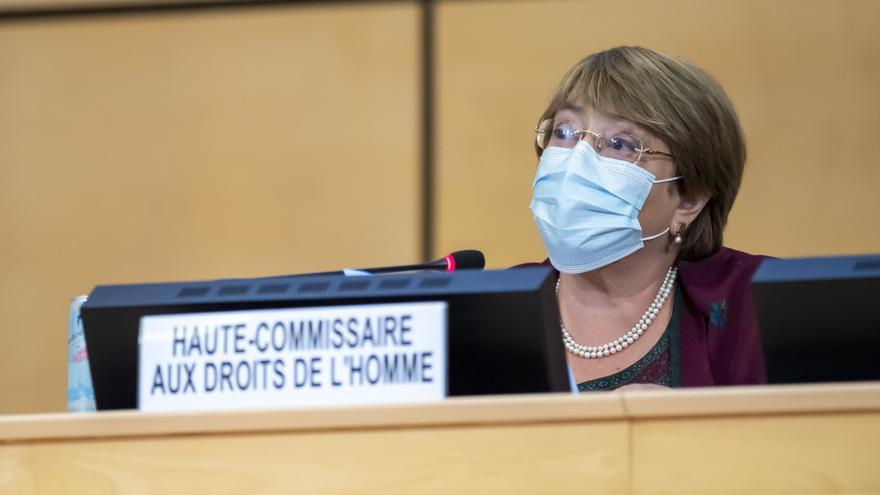 Bachelet asegura que los ataques de Israel en Gaza podrían constituir crímenes de guerra