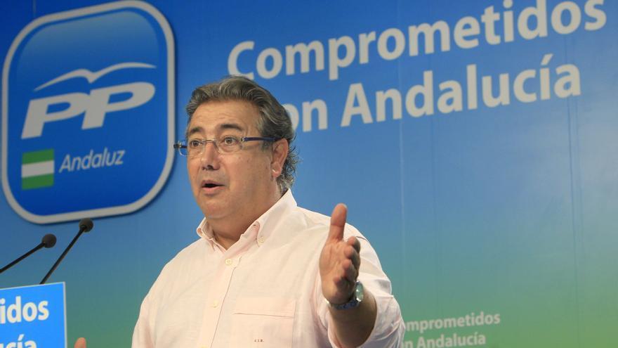 La comisión acoge la comparecencia de Zoido, Zarrías y Martínez Aguayo