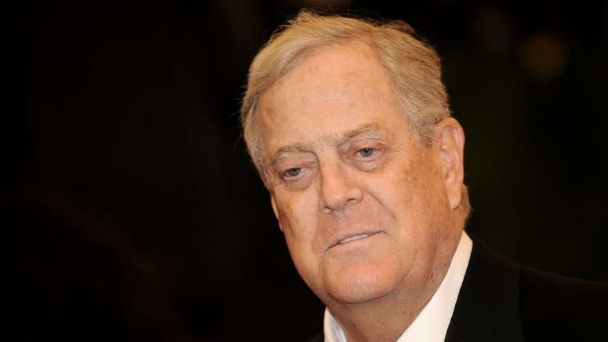 Fallece David Koch, empresario estadounidense y gran donante republicano