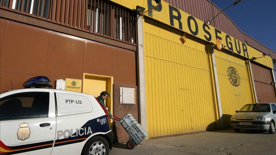 Prosegur gana 35,7 millones hasta marzo, el 19 por ciento menos