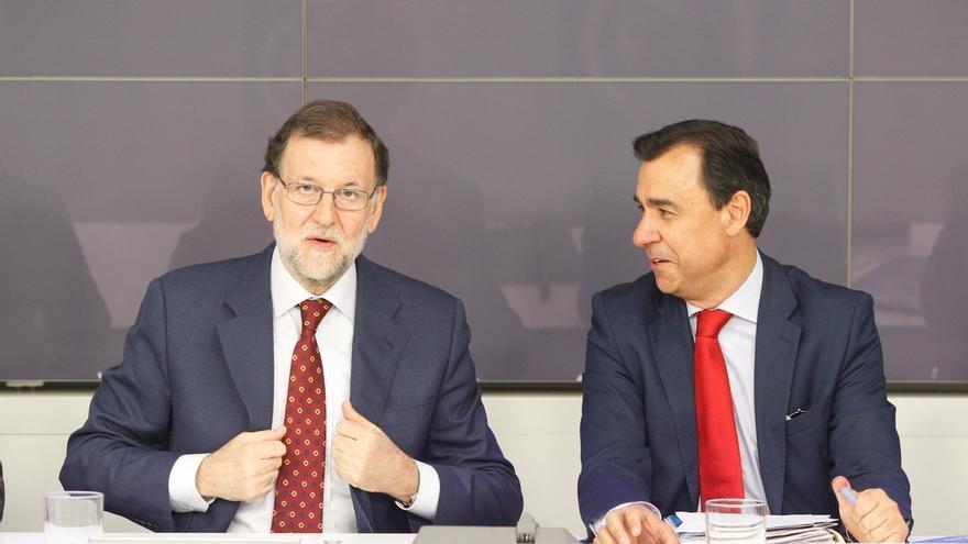 """Maillo dice que el Senado seguirá investigando la financiación de partidos pese a la """"pataleta"""" de PSOE, Podemos y Cs"""