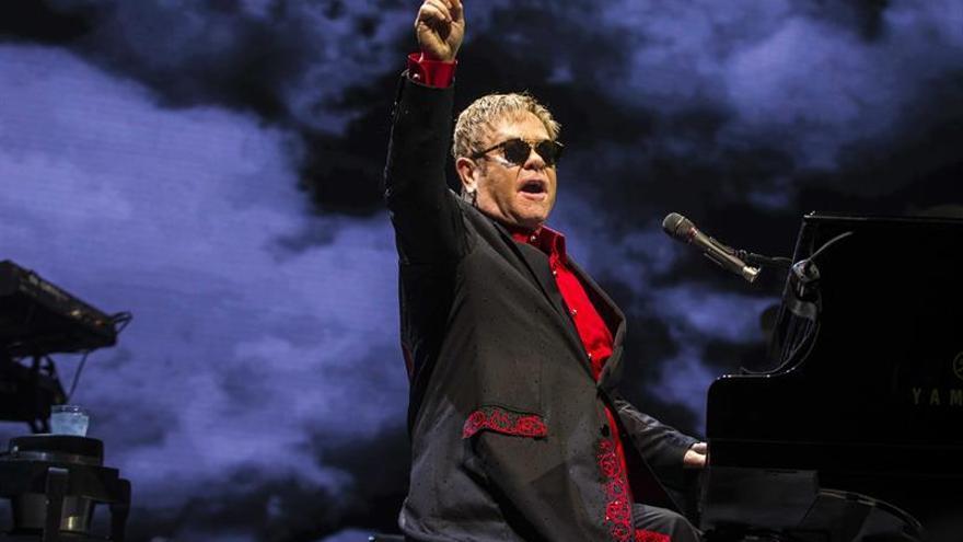 Elton John confirma su presencia en el festival Starlite de Marbella