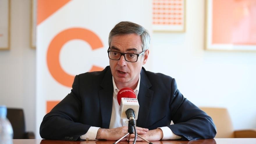 Ciudadanos no contempla la restitución de Pedro Antonio Sánchez como presidente de Murcia si le desimputan