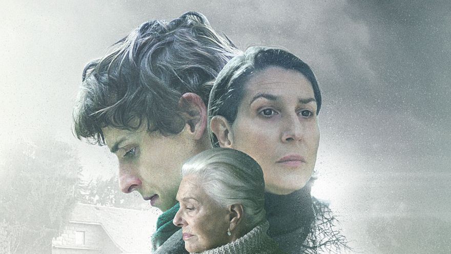 Cartel de la película, obra de Daniel Fumero