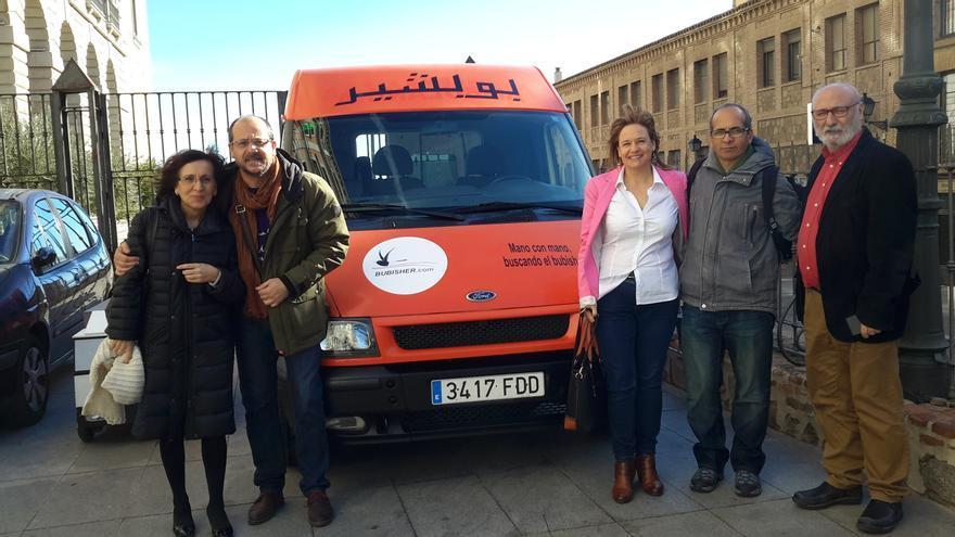 Un bibliobús saldrá la próxima semana camino a Tinduf para sustituir a otro ya fuera de uso